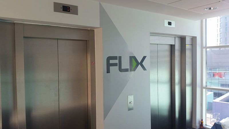 Flix Facilities Internal And External Signs Cee Graphics