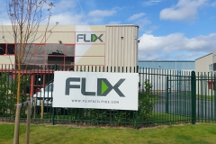 Flix Facilities Internal and External Signs