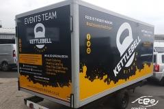 fridge trailer unit