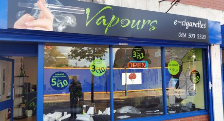 Vapours signs