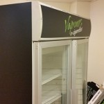 vapours fridge