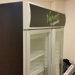 vapours fridge