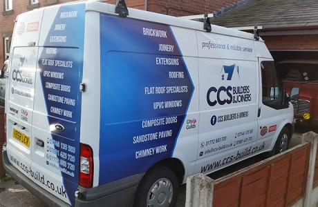 Van Wrapping Archives Cee Graphics Vehicle Signs